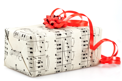 Image result for music gift